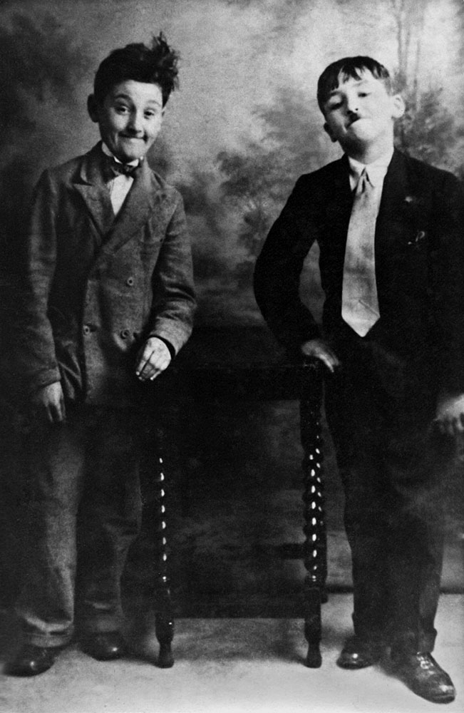 Laurel and Hardy Impersonators