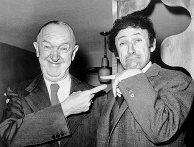 Stan with Marcel Marceau