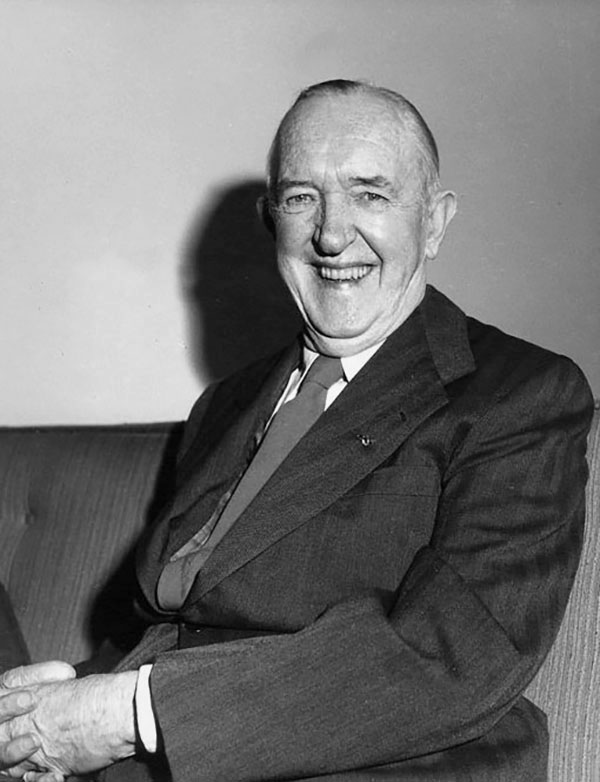 Stan Laurel Portrait