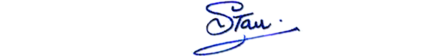 Stan Laurel Signature